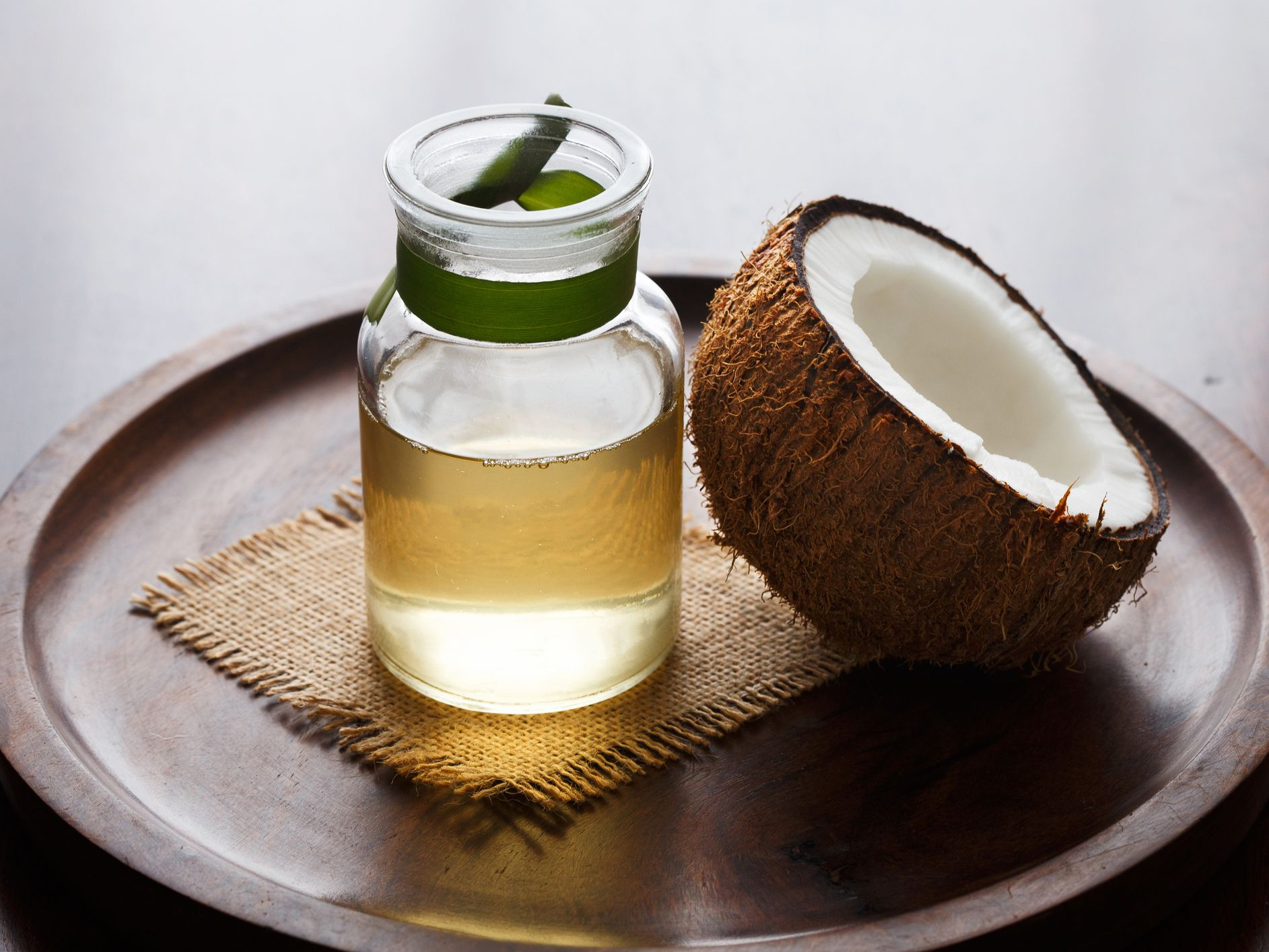 3.Hydrogenated-Coconut-Oil